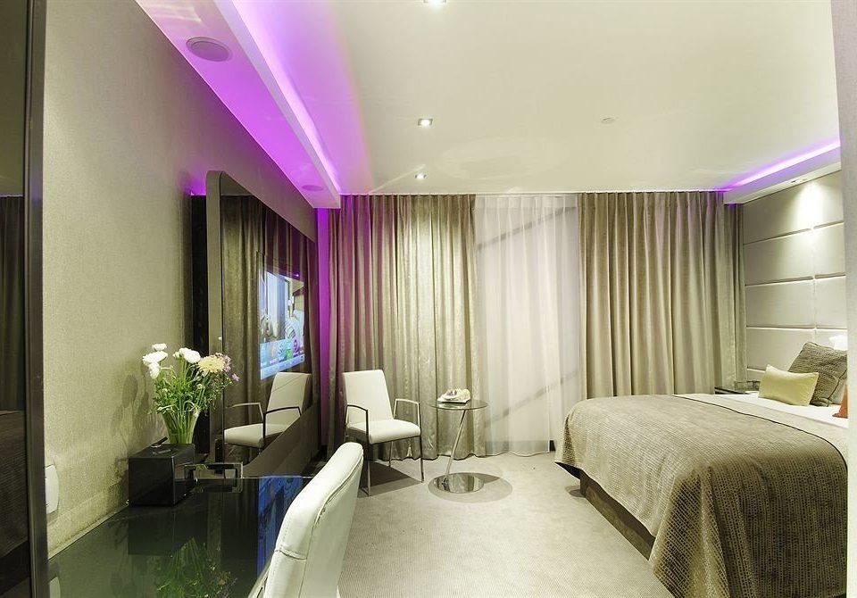 sofa property Bedroom condominium Suite living room