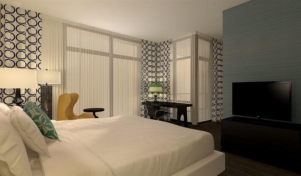 sofa Bedroom property pillow living room white Suite condominium