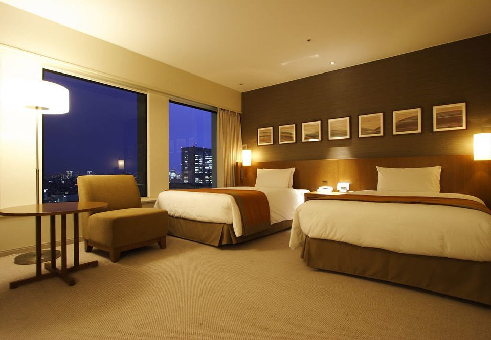 Bedroom property Suite condominium living room