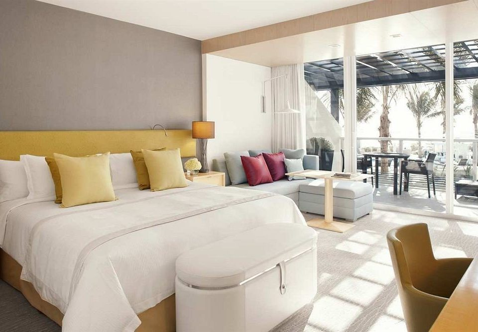 property condominium Suite living room Bedroom