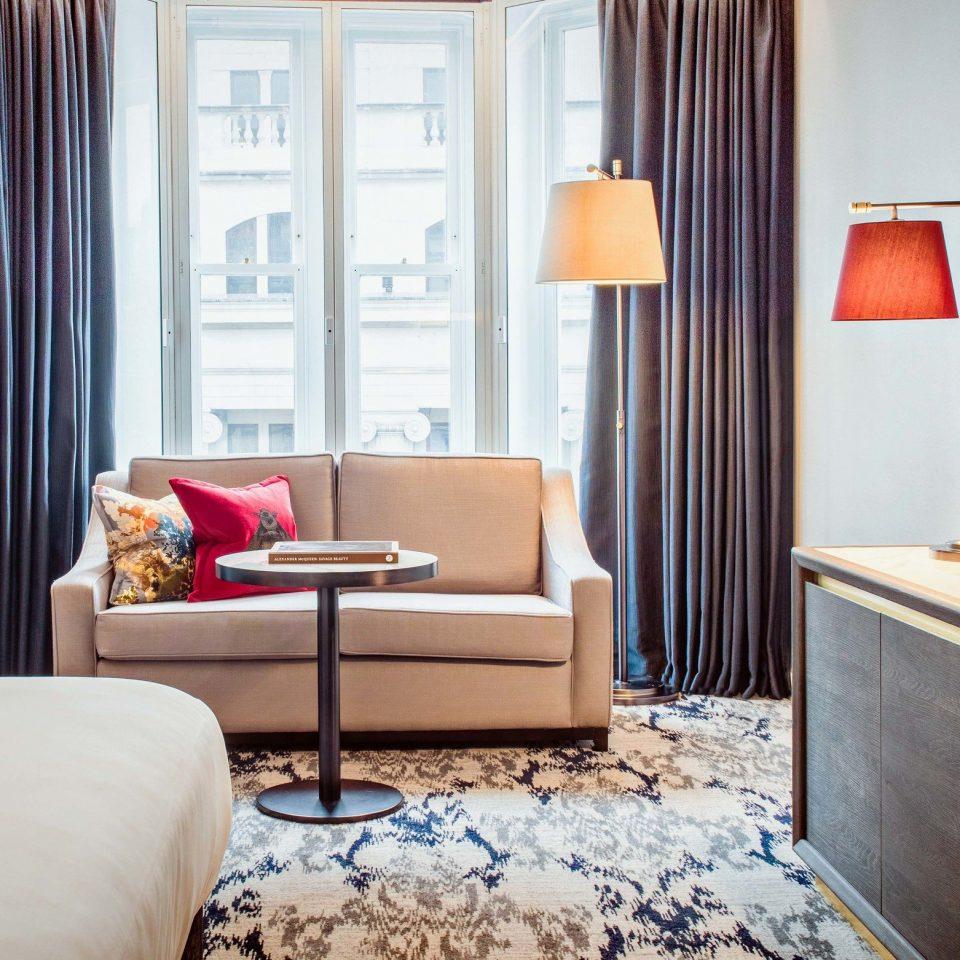 living room Suite curtain home window treatment textile Bedroom interior designer decor flat containing