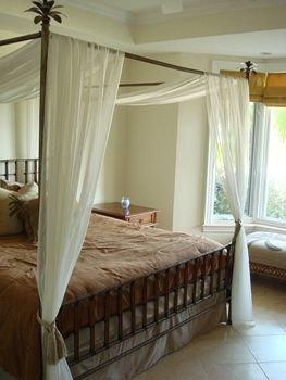 Bedroom property curtain cottage textile window treatment Suite