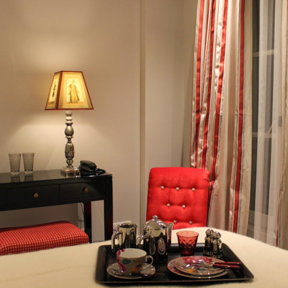 property red living room home curtain Suite Bedroom cottage