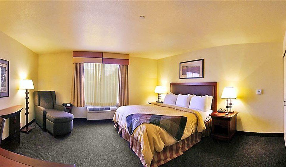 Bedroom property desk Suite scene cottage lamp