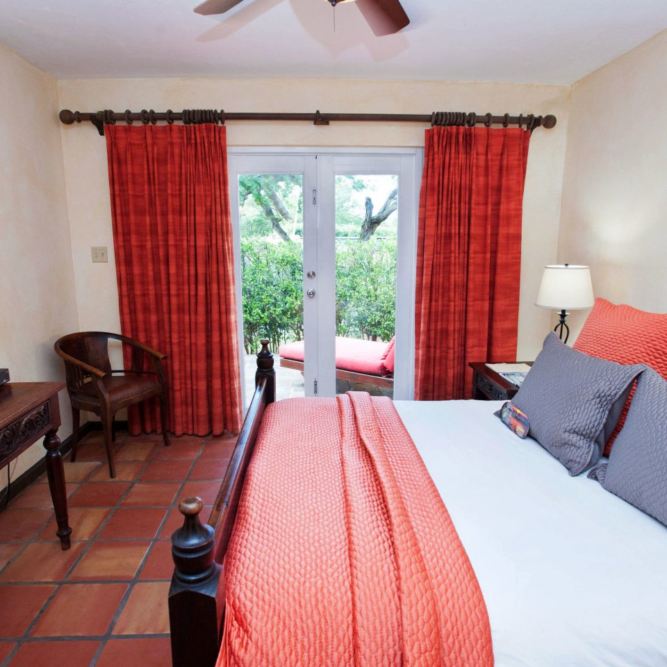 property red Suite Bedroom cottage flat