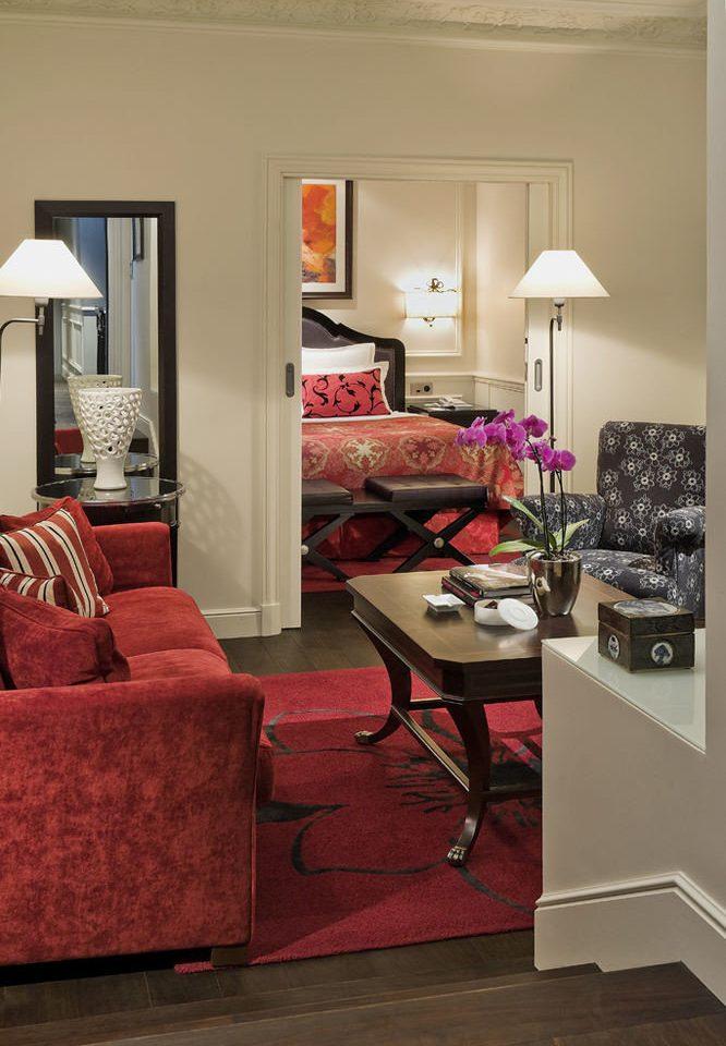 sofa living room property home hardwood Bedroom cottage flooring wood flooring laminate flooring Suite
