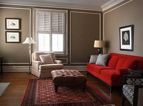 living room property Bedroom home hardwood red cottage Suite flooring
