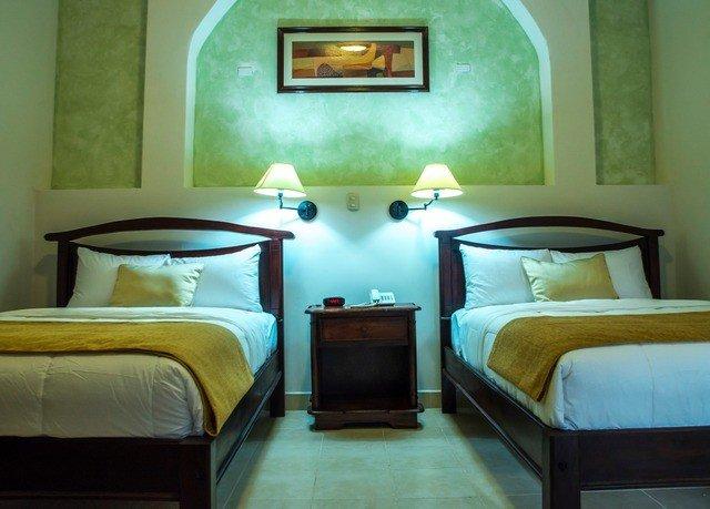 property green Bedroom Suite cottage tan