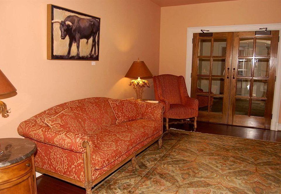 property Bedroom cottage hardwood home living room Suite