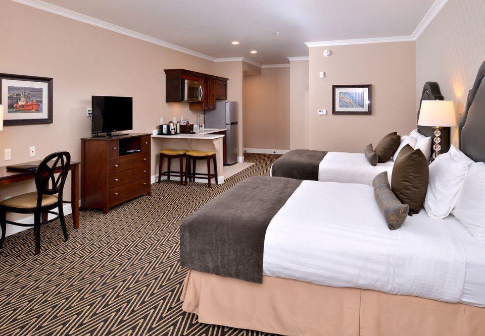 property scene Suite cottage hardwood Bedroom