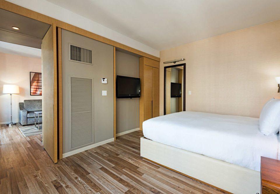 property Bedroom Suite hardwood wood flooring cottage
