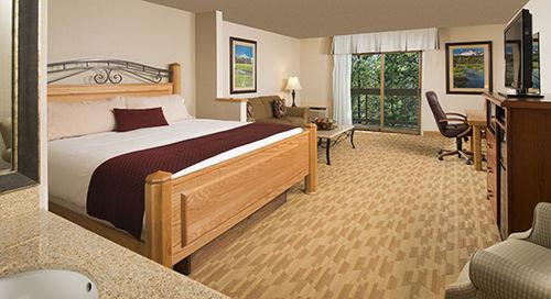 property Suite Bedroom hardwood cottage