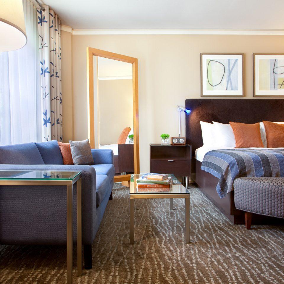 property Suite living room home cottage hardwood Bedroom