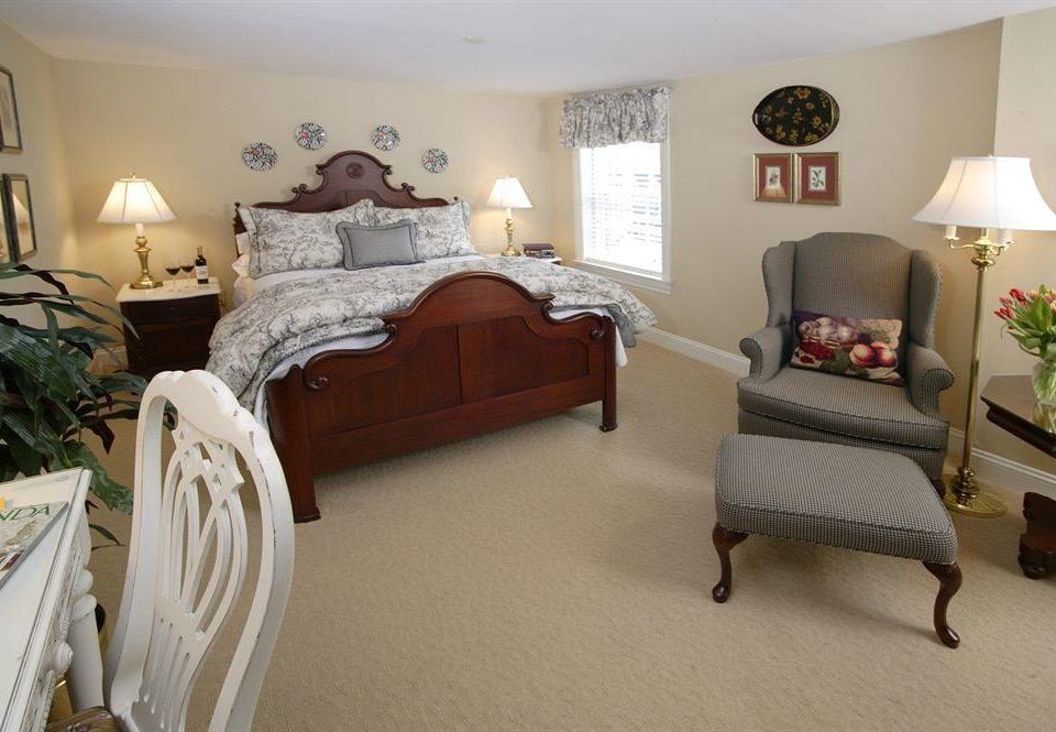 property Bedroom living room home cottage hardwood Suite