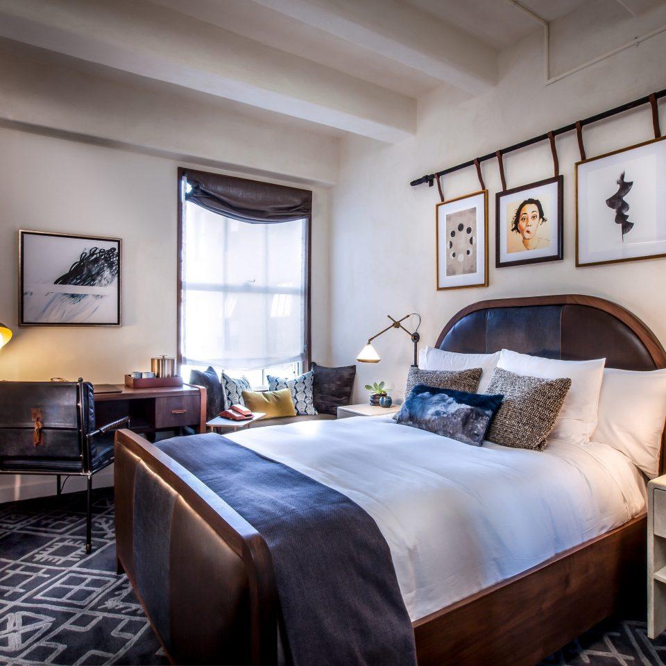 property Bedroom home cottage Suite living room