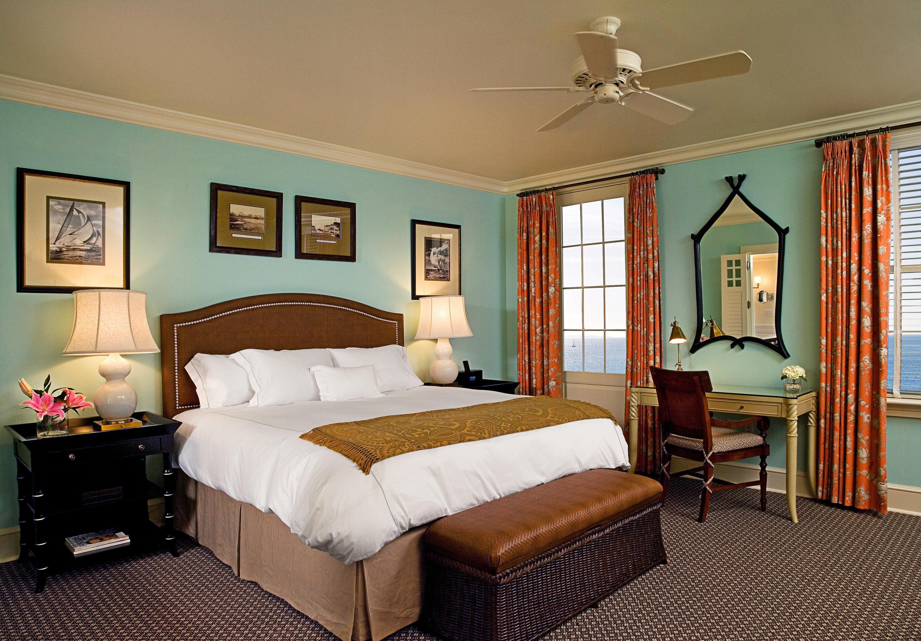 Bedroom property scene Suite cottage home living room
