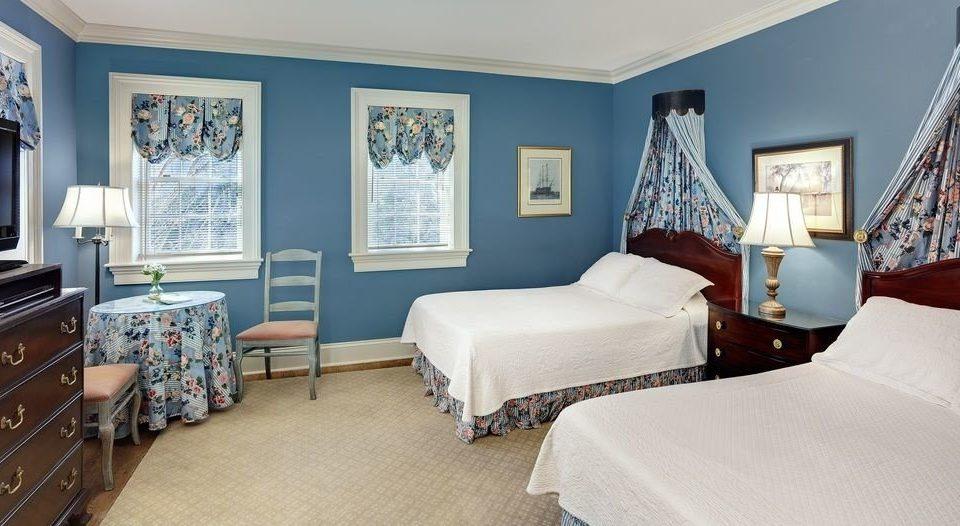 property Bedroom scene Suite cottage home living room
