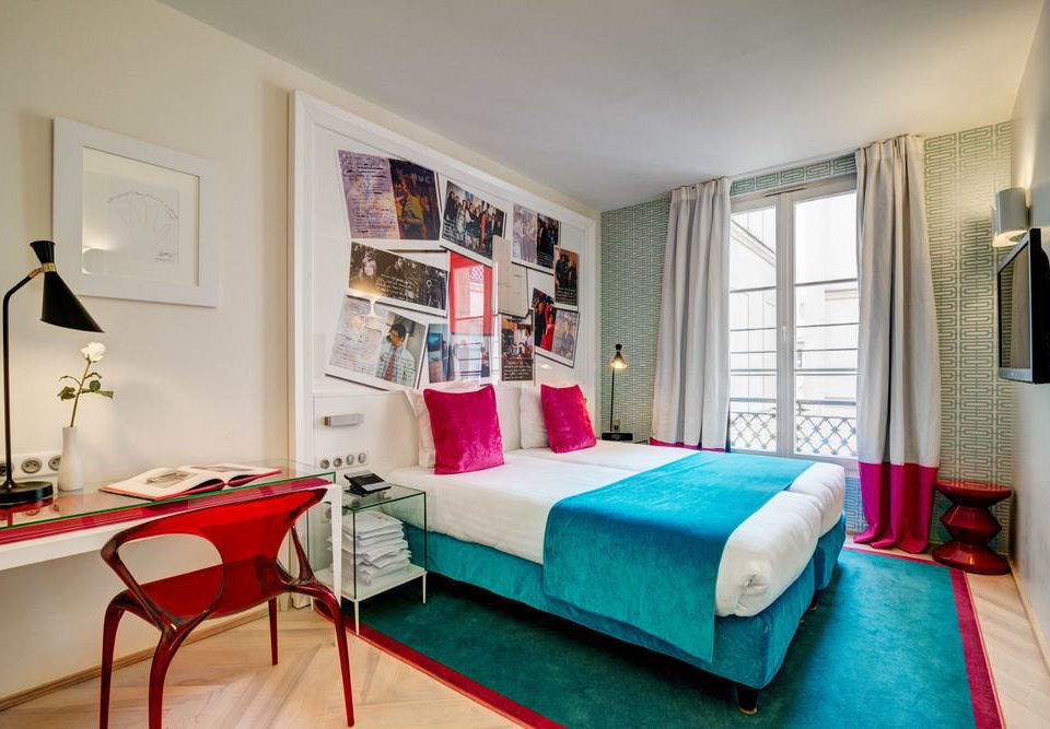 property living room red Bedroom home cottage Suite