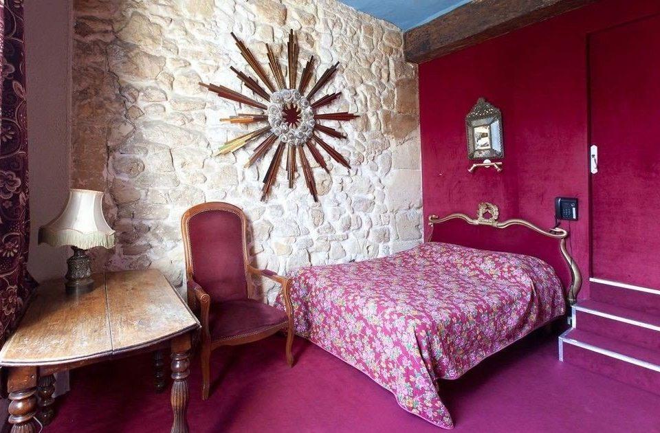 red property living room Bedroom cottage Suite