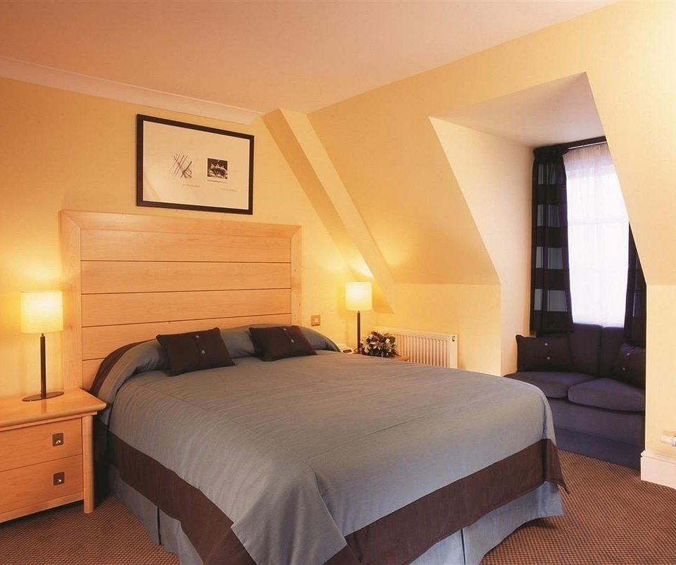 Bedroom property Suite cottage night