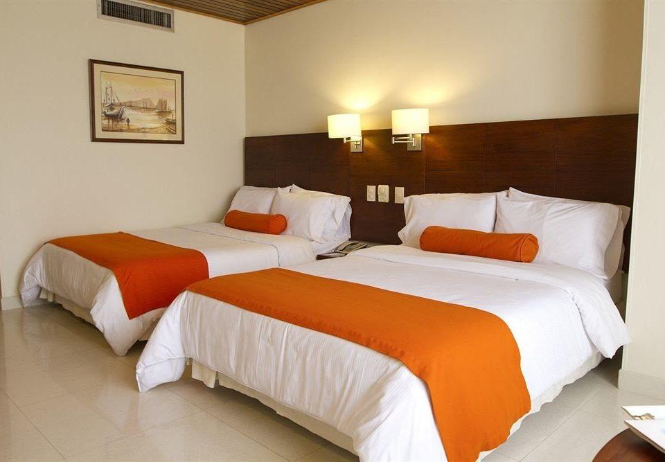 sofa property Bedroom Suite orange cottage night