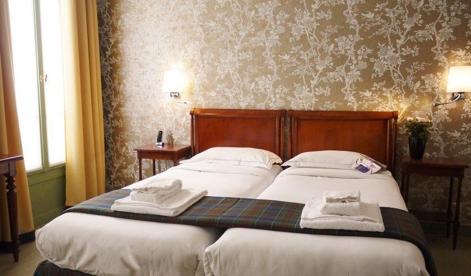 property Bedroom scene cottage Suite night