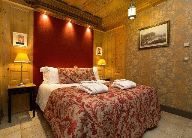 property scene cottage Suite Bedroom