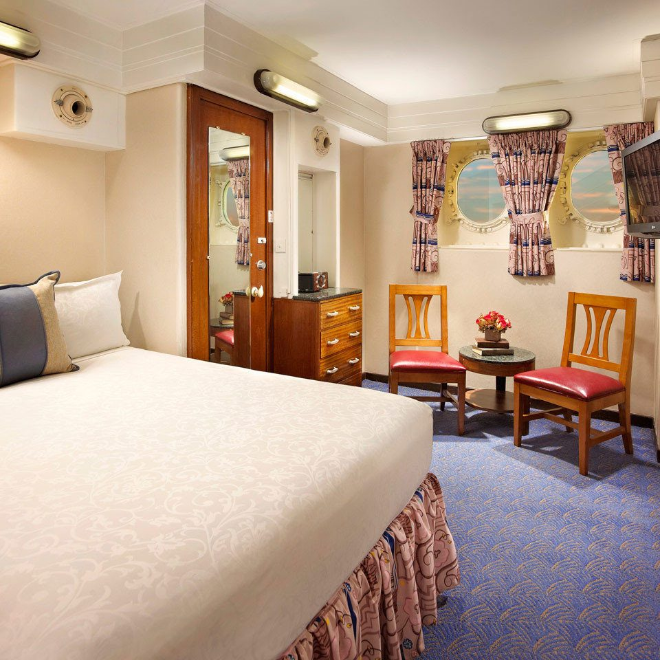 Bedroom property scene Suite cottage