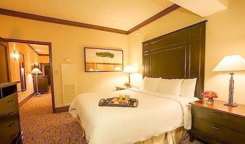 property Bedroom Suite cottage tan