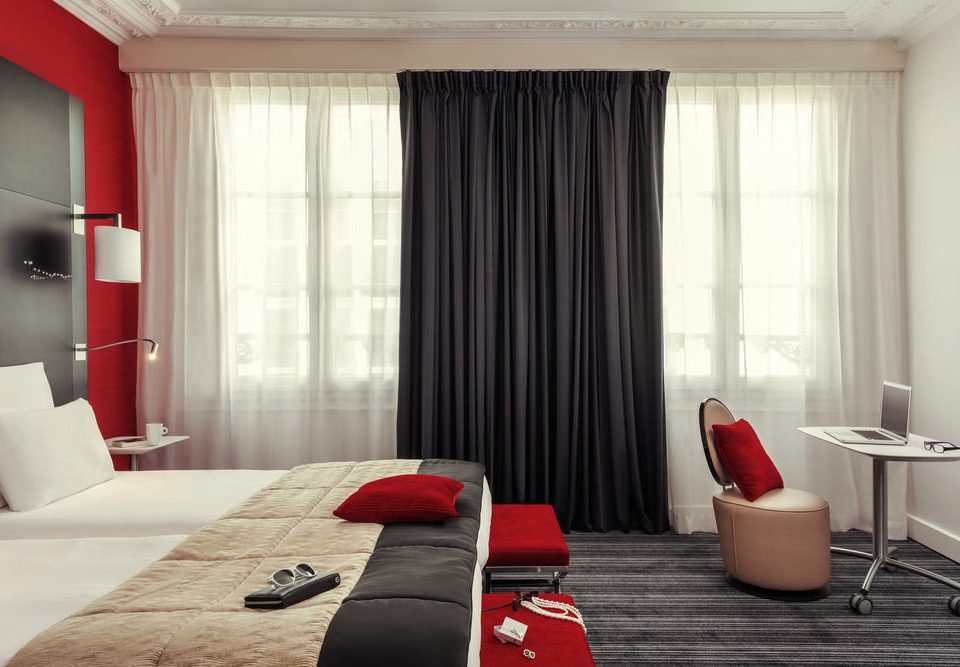 sofa curtain property living room Suite red textile window treatment Bedroom material flat