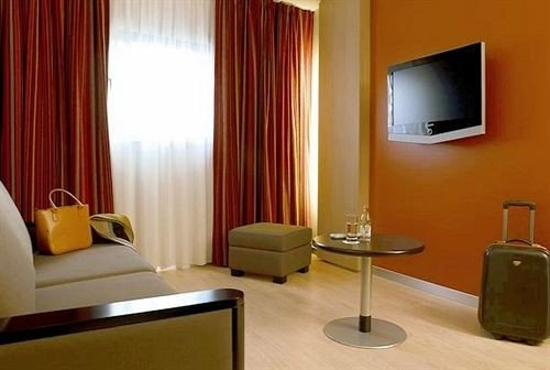 television property curtain Suite Bedroom flat