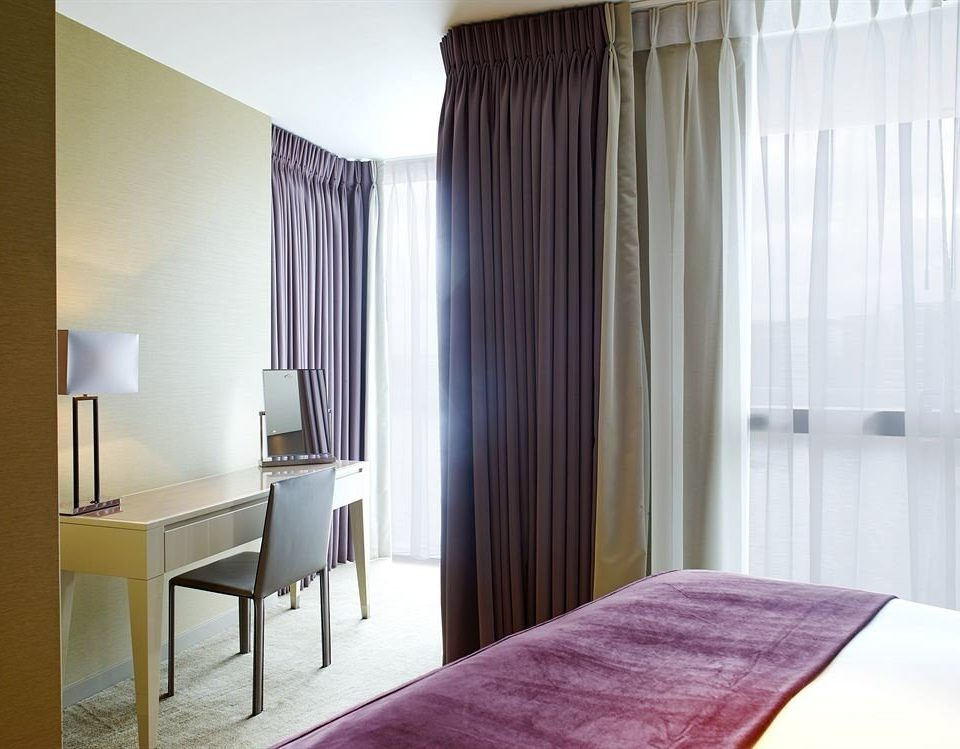 Bedroom curtain property Suite textile window treatment material lamp