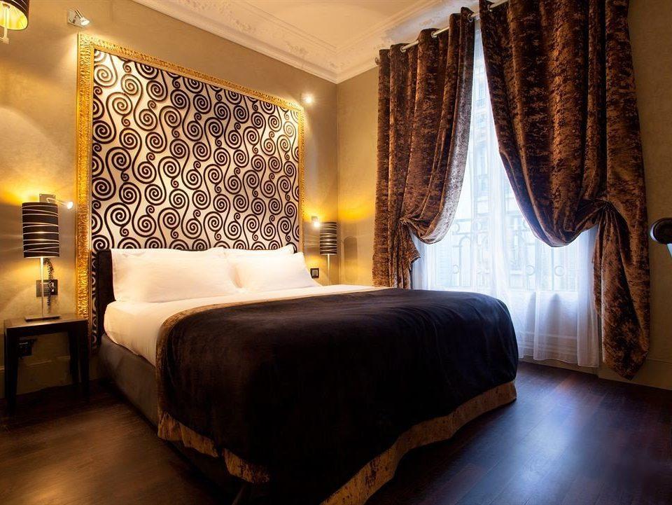 curtain Suite Bedroom lamp