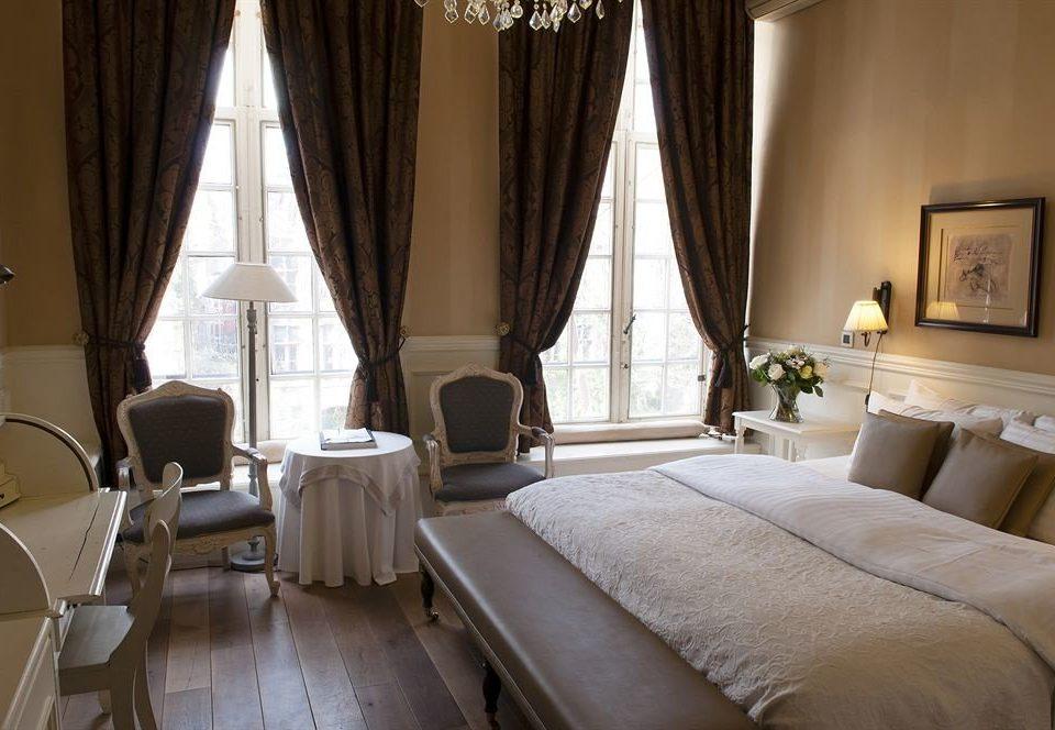 property Suite Bedroom curtain textile window treatment