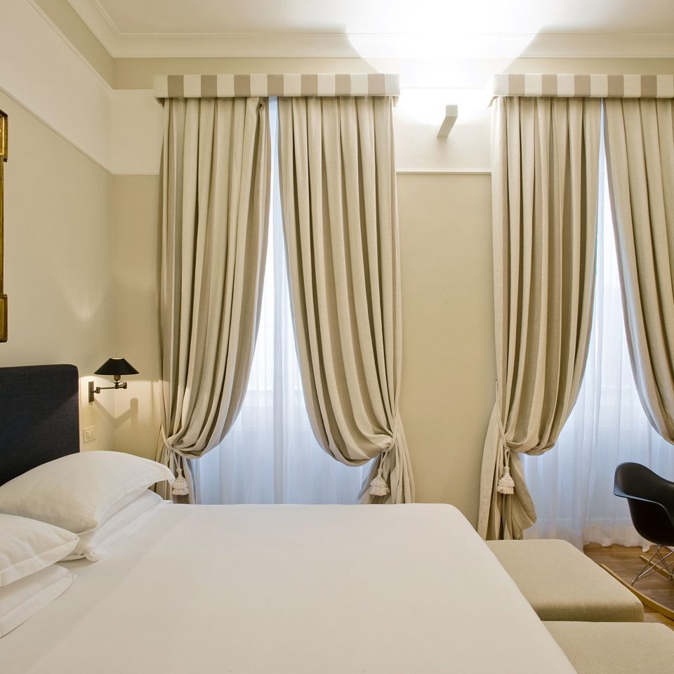 property curtain Suite Bedroom white textile window treatment