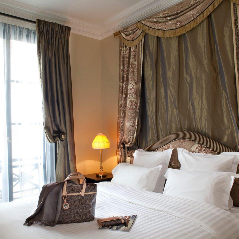 curtain Suite Bedroom textile window treatment