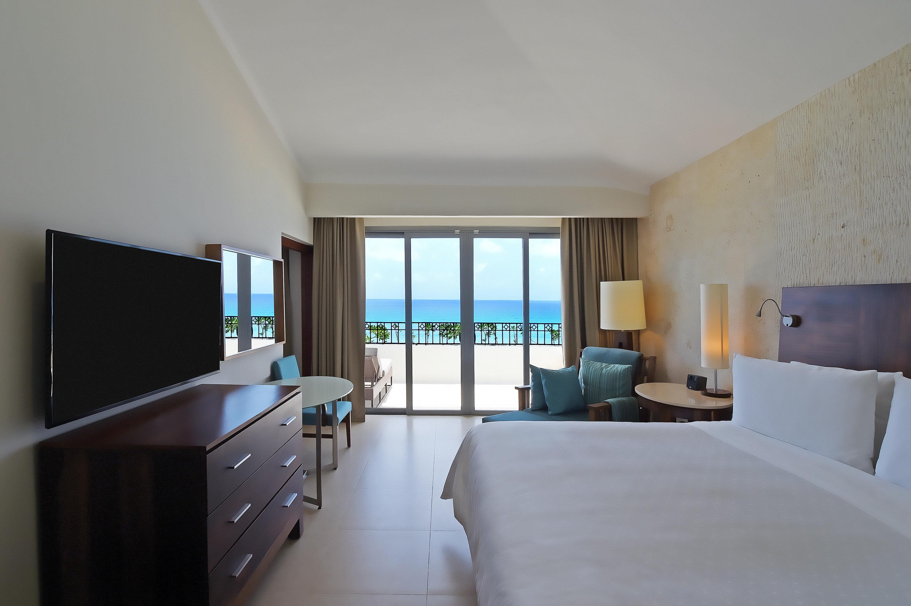 Bedroom Suite white penthouse apartment interior designer daylighting