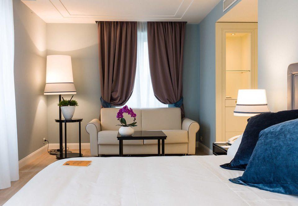 Bedroom property Suite living room home