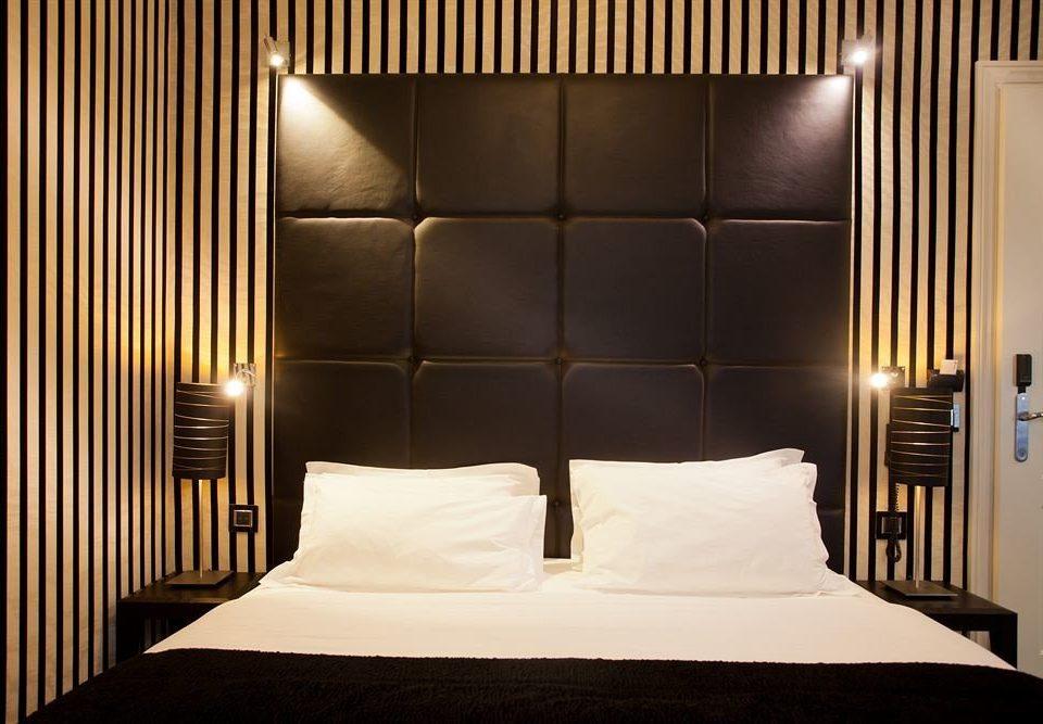 Bedroom Suite lighting night