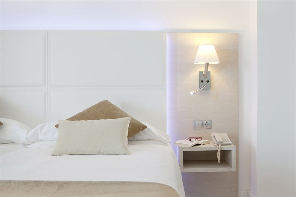 property product white Bedroom lighting Suite pillow tan