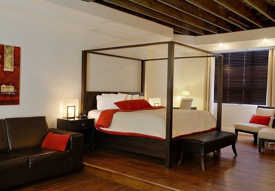 property living room Suite loft Bedroom