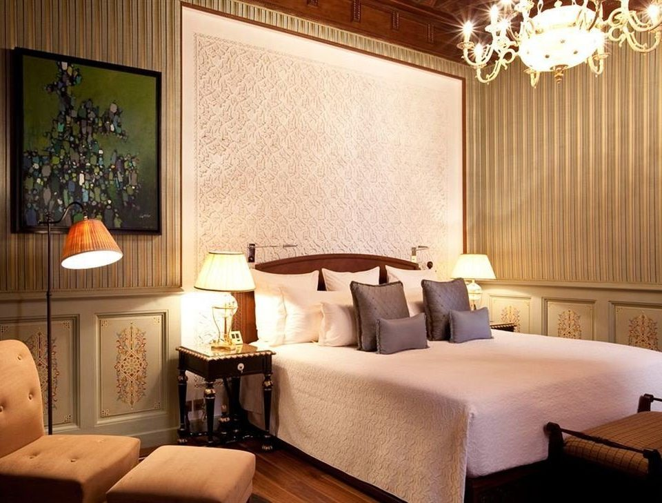 property Suite living room Bedroom