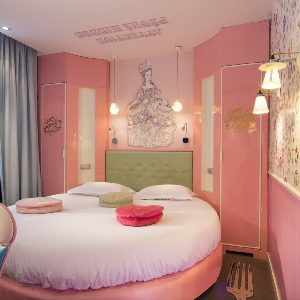 property pink Bedroom Suite