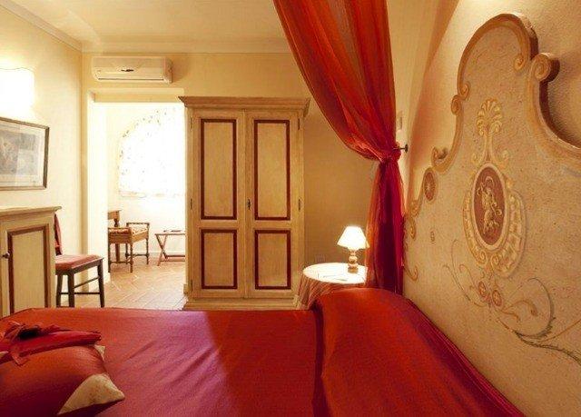 property red Bedroom Suite