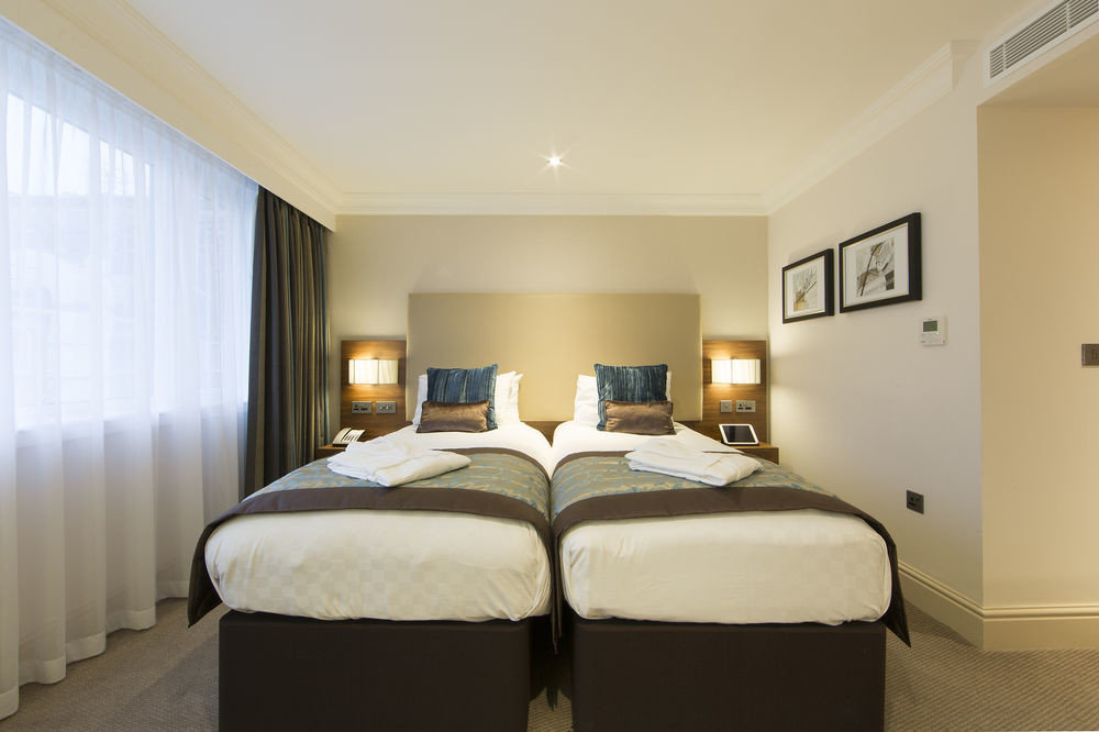 Bedroom property Suite scene