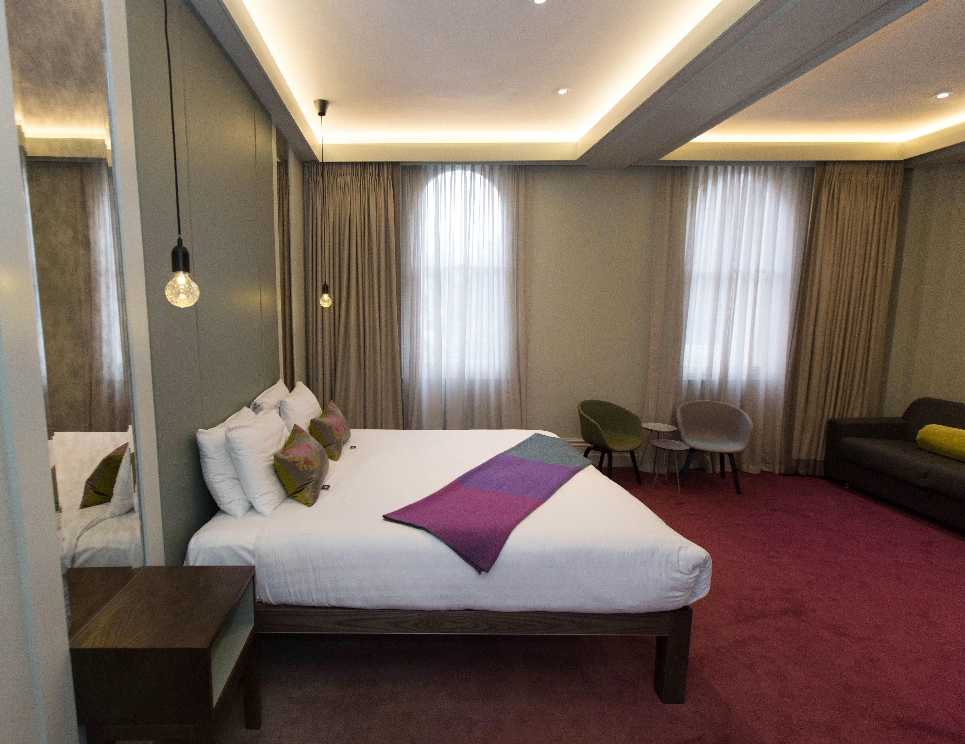 property Suite Bedroom yacht