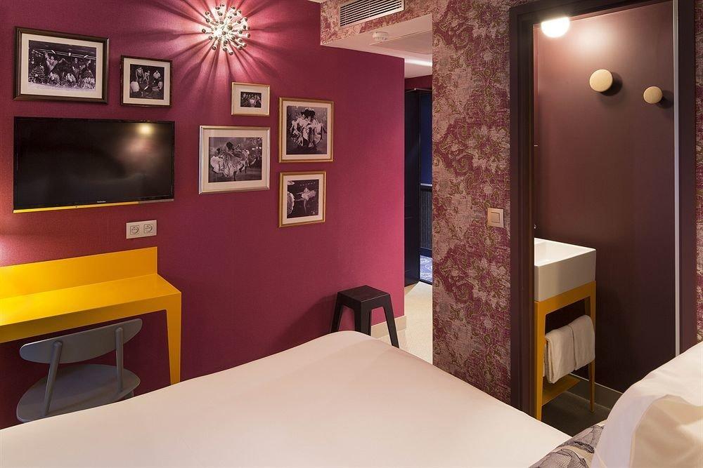 red Bedroom Suite