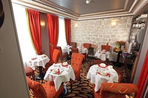 restaurant Suite Bedroom