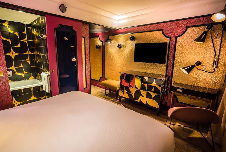 Suite restaurant Bedroom
