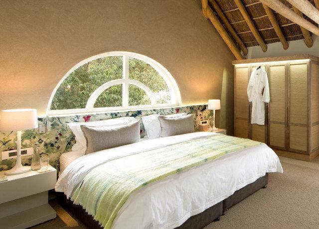 Bedroom property bed frame cottage bed sheet Suite Villa